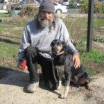 K. G. man and dog 1