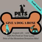 Tenth Annual Give a Dog a Bone Week 1
